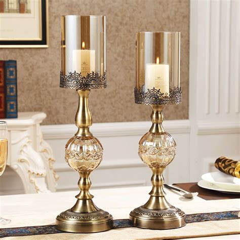 Dining rooms Candle Holder Design Ideas DecorPad