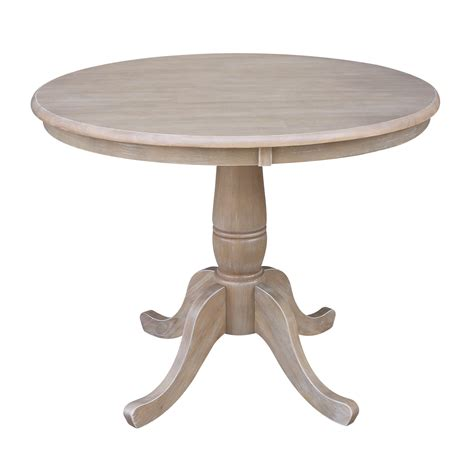 Dining table 36 inch round Dining Room Furniture Bizrate