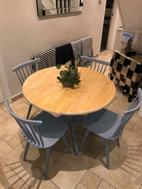 Dining table with 2 chair in Pudsey West Yorkshire