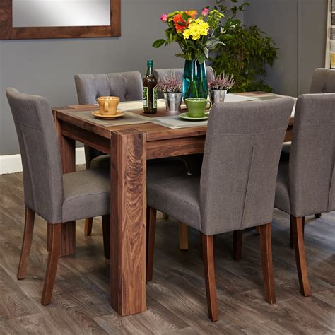 Dining tables 8 Seaters Furniture Warehouse