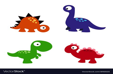 Dinosaur Cartoon Stock Images Royalty Free Images