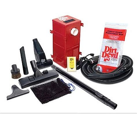 Dirt Devil Central Vacuum Systems
