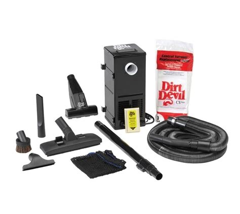 Dirt Devil Central Vacuum for RV s and Boats
