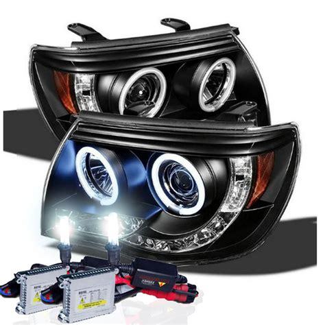 Discussion Toyota Tacoma LED Halo Projector Headlights