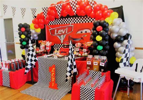 Disney Cars Birthday One Stop Party Ideas