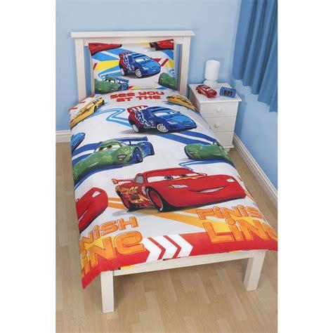 Disney Cars Duvet Set Single at wilko