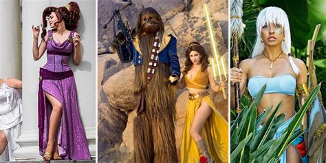 Disney Cosplayers Who Look Like The Characters Screen Rant