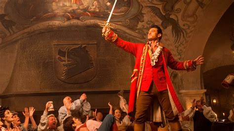 Disney Has Cast Its Gaston for Beauty and the Beast
