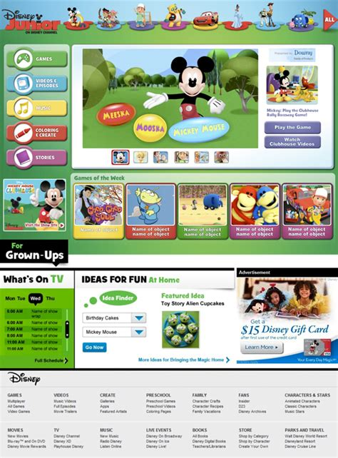 Disney Junior Official Site