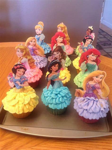 Disney Princess Cake Supplies Disney Princess Cupcake