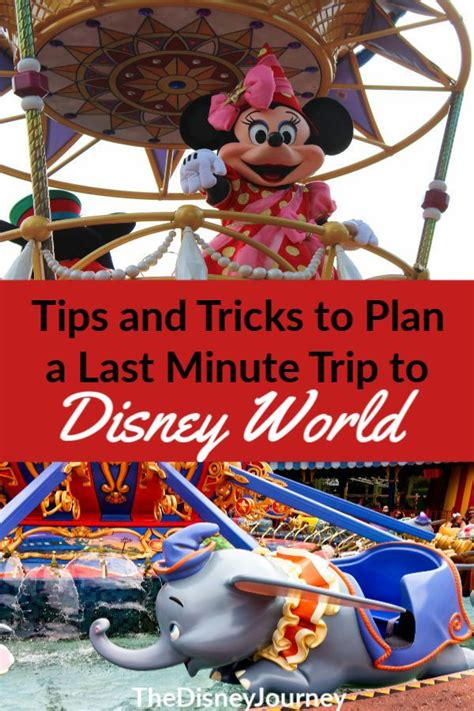 Disney World Vacation Planning Tips and advice to help you