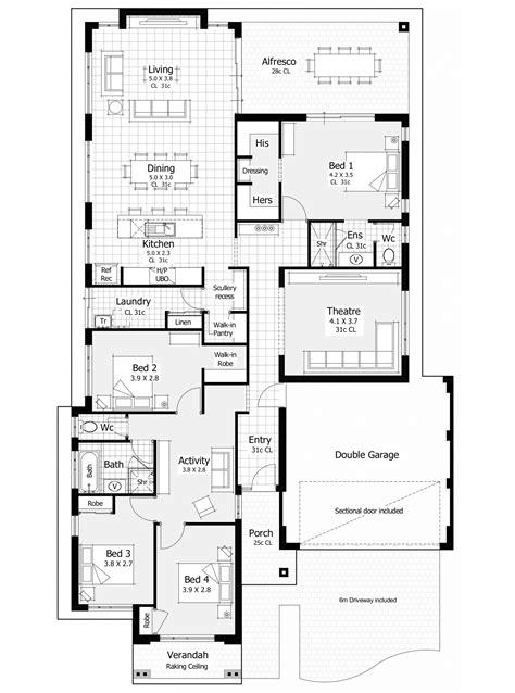 Display Homes WA Display Homes Floor Plans in Perth