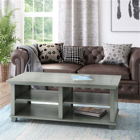 Distressed Wood Coffee Table Better Homes and Gardens