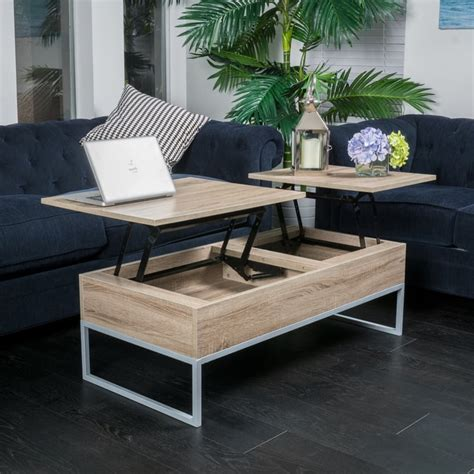 Ditmar Lift Top Storage Coffee Table houzz