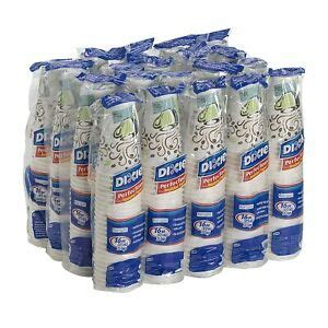 Dixie PerfecTouch Insulated Paper Hot Cup 16 oz