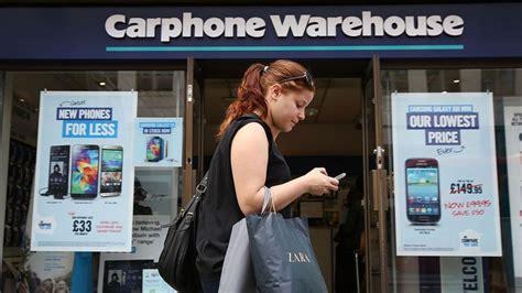 Dixons Carphone warns on profit as mobile sales hit