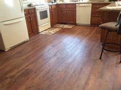 Do you regret wood look vinyl planks Houzz