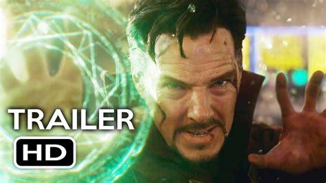 Doctor Strange Official Trailer 2 Disney Video