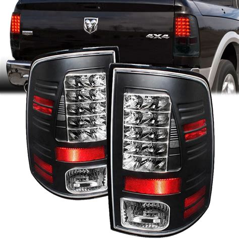Dodge Ram LED Lights Custom Front Rear LED Lighting
