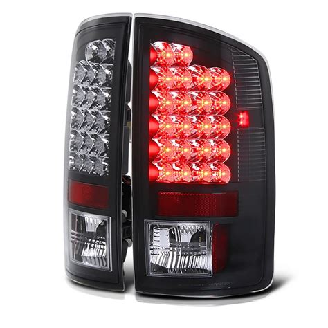 Dodge Ram Tail Lights Best Custom Aftermarket LED Euro