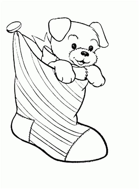 Dog Coloring Pages Petcha