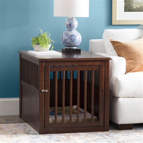 Dog Crates Cages You ll Love Wayfair