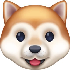Dog Face Emoji Emojipedia