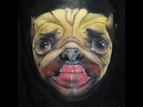 Dog Face Paint Tutorial YouTube