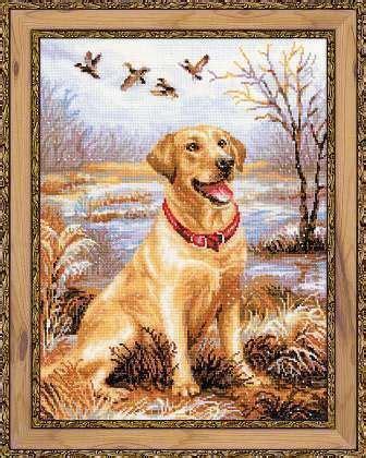 Dogs Cross Stitch Patterns Kits 123Stitch