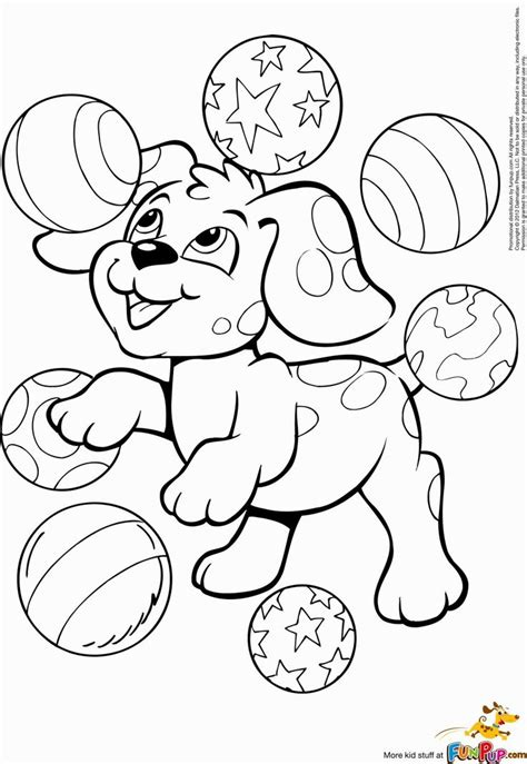 Dogs and Puppies Coloring Pages Free Printable Coloring