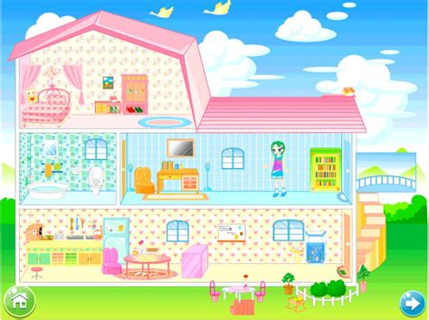 Doll House Decorating Games Play Free Decoration Game Online