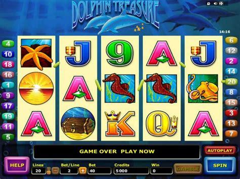 Dolphin Treasure Slot Game Vegas Slots Online Online Slots