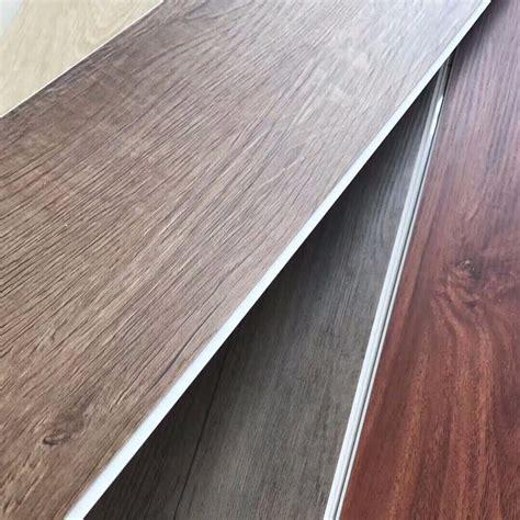 Domestic floors interlocking PVC floor tiles and floor