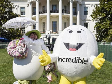 Donald Trump s White House can t even organize the Easter