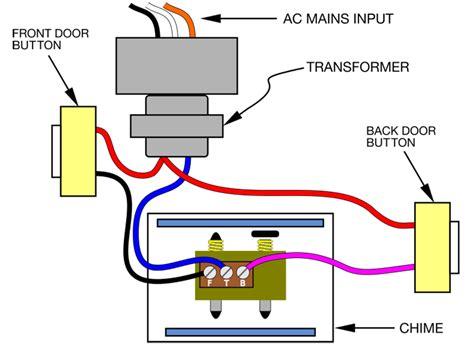 Door Buzzers Wiring Diagram