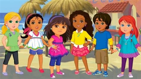 Dora And Friends Into the City Treehouse