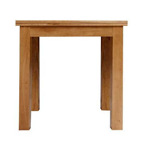 Dorchester Oak Flip Top Dining Table Dunelm