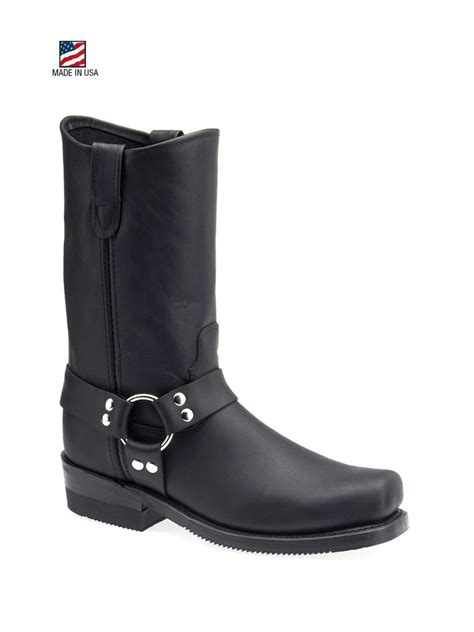Double H Boots Mens Men s 10 Domestic Harness Boot