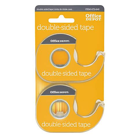 Double Sided Office Tape at Office Depot OfficeMax