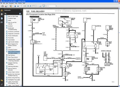 Download BMW ETM E36 circuit diagrams GB Network