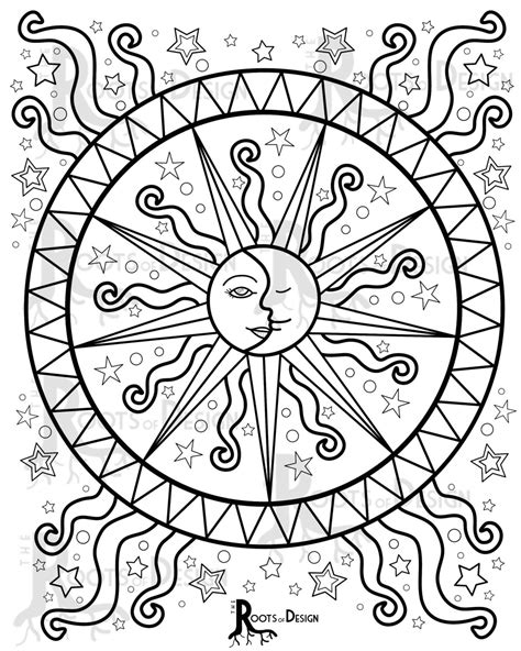 Download Coloring Book for Me Mandala For Laptop PC