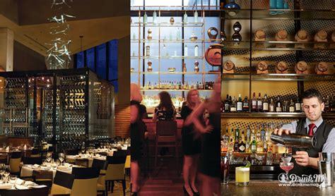Downtown Vancouver Restaurant Bar Four Seasons Hotel
