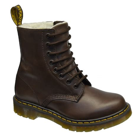 Dr Martens Brown Womens Shoes Boots Online