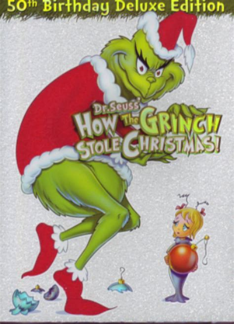 Dr Seuss How the Grinch Stole Christmas TV special