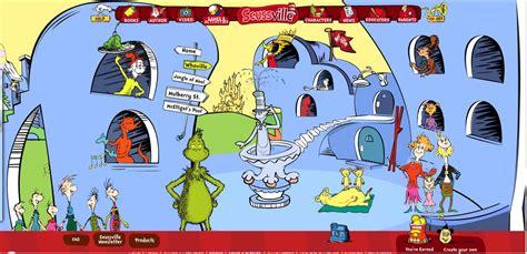 Dr Seuss Seussville