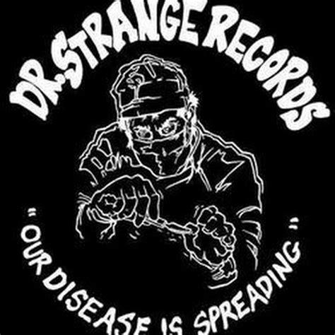 Dr Strange Records Men s Punk Clothing
