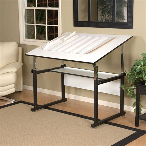 Drafting Tables on Hayneedle Drawing Desks Drafting