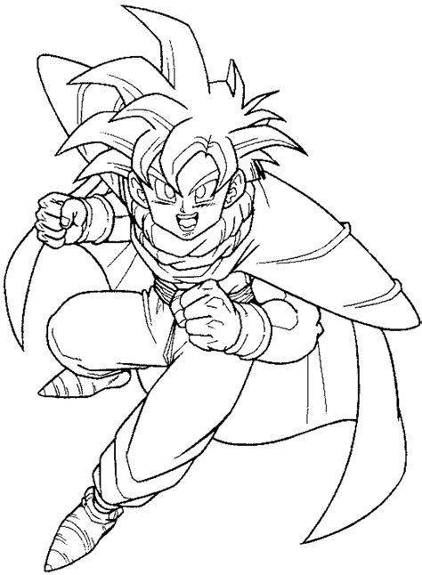 Dragon Ball Z Characters Archives How to Draw Step by