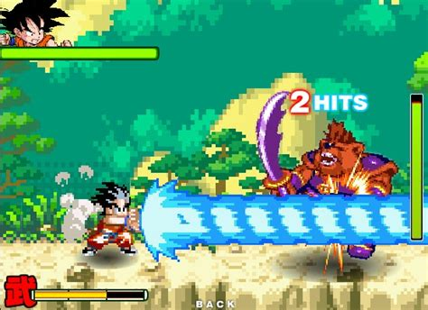 Dragon Ball z Fighting 2 9 Games Play Online Free