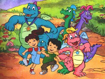 Dragon Tales Western Animation TV Tropes